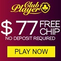 Club Player Casino - 65 no deposit bonus