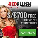 Red Flush - CA$700 in Credits